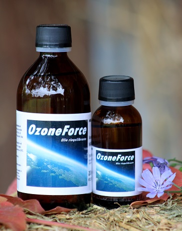 Ozoneforce pure ozonated oil